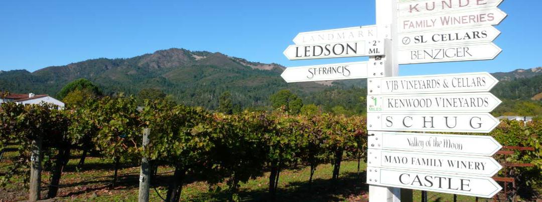 California Wine Trails